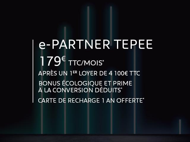 Peugeot electric