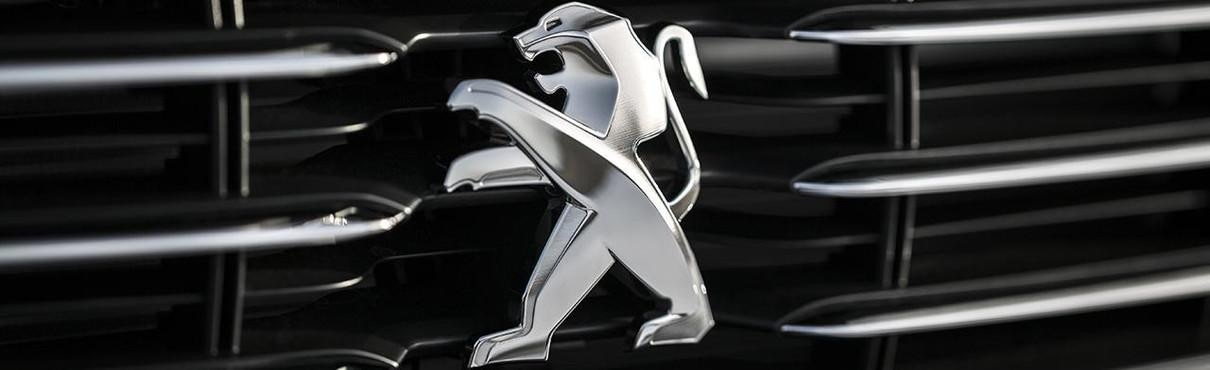 Gamme Peugeot