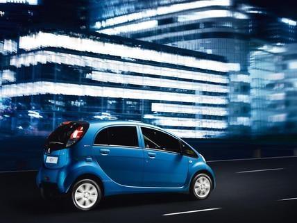Electriques Peugeot