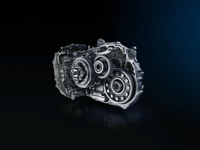 Boîte de vitesses Peugeot EAT6