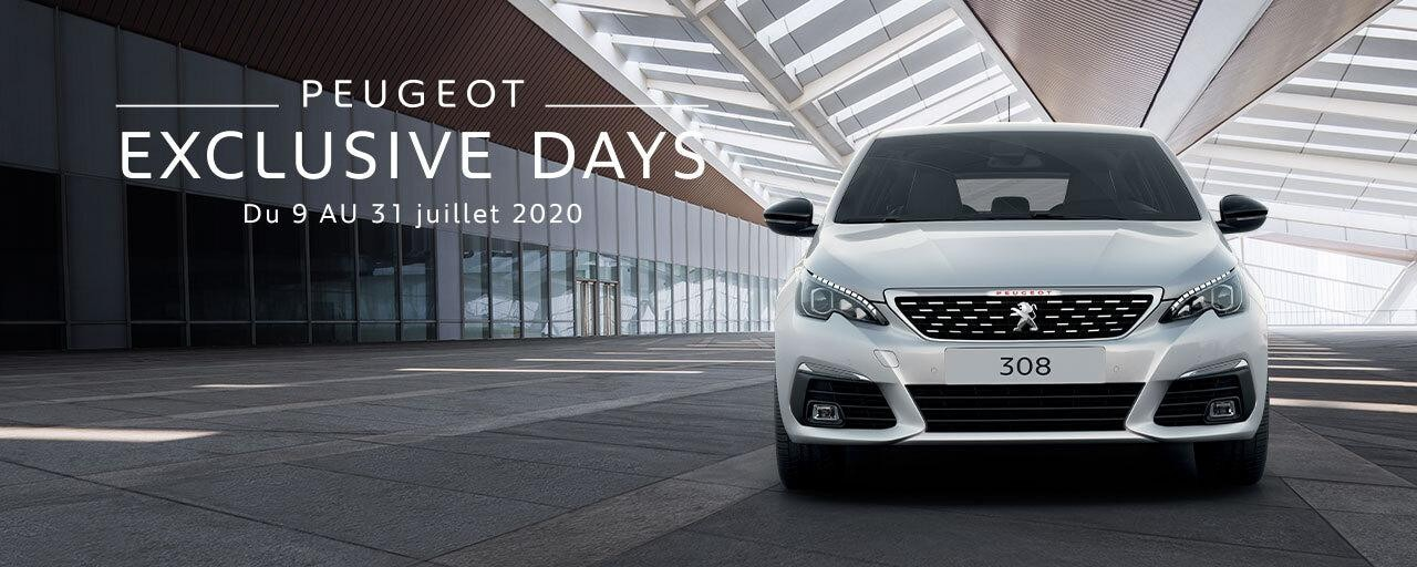 Peugeot Exclusive Days