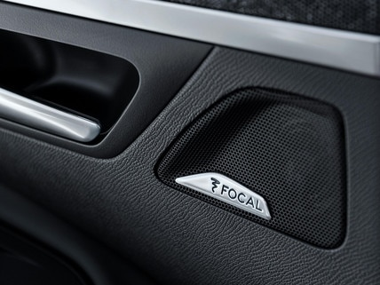 SUV PEUGEOT 5008: sonorisation Hi-Fi FOCAL®