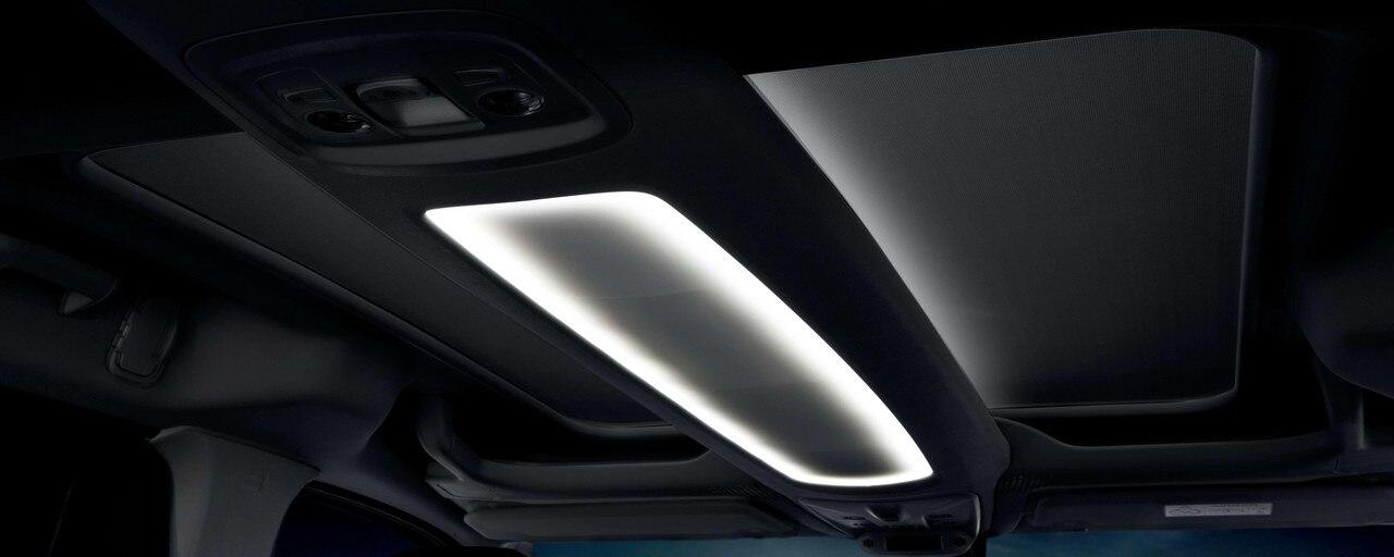 Nouveau PEUGEOT RIFTER –Nouveau toit Zénith® avec éclairage à LED