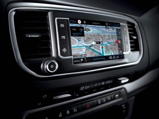 Peugeot Expert : connectivité