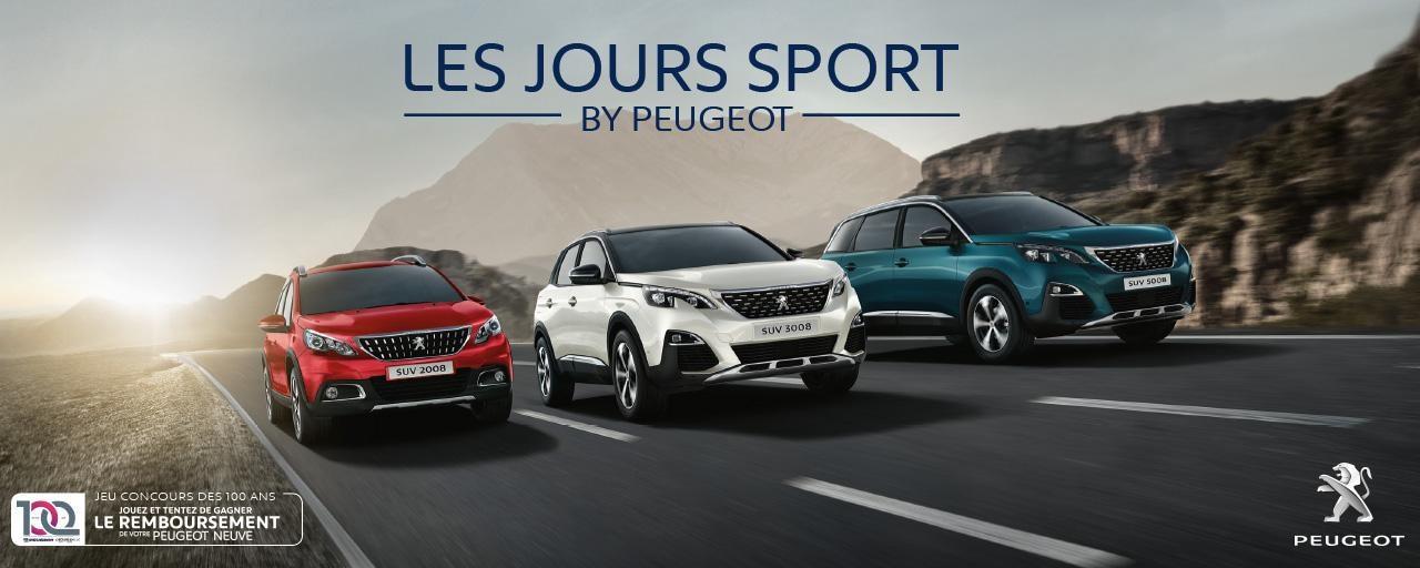 Campagne Les Jours Sport