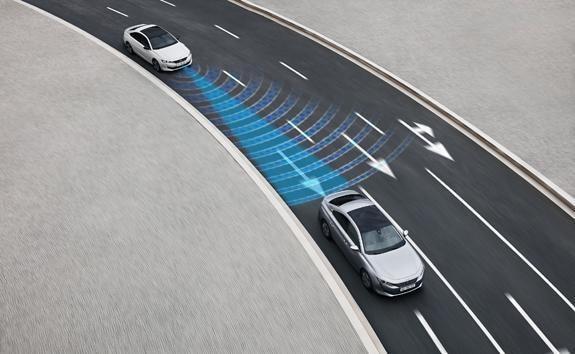 regulateur vitesse adaptatif